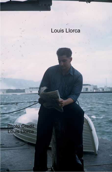 Louis Phillip Llorca