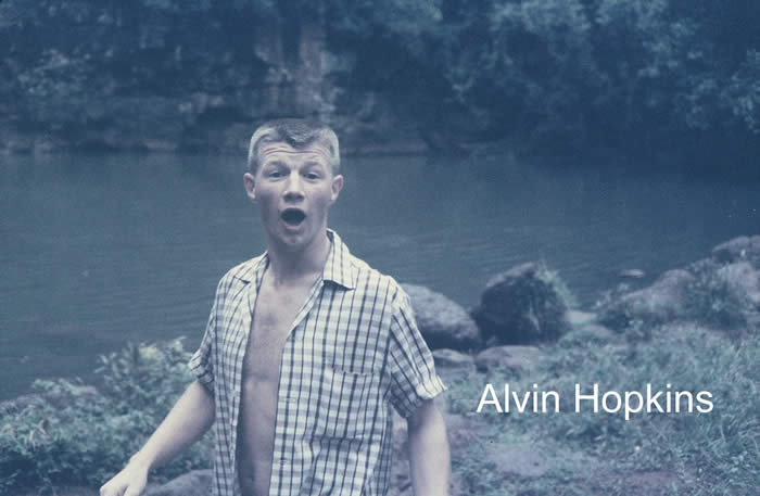 Alvin Carl Hopkins