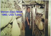 Vernon E. Leroy Moon