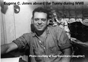 Eugene Caldwell Jones