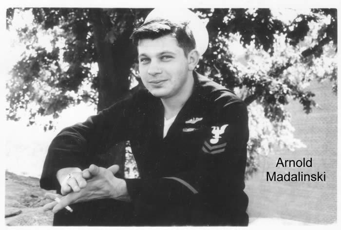 Arnold Joseph Madalinski