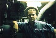 Wayne Rogers Sims