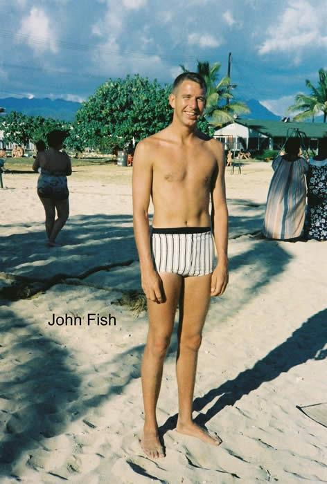 John Paul Fish