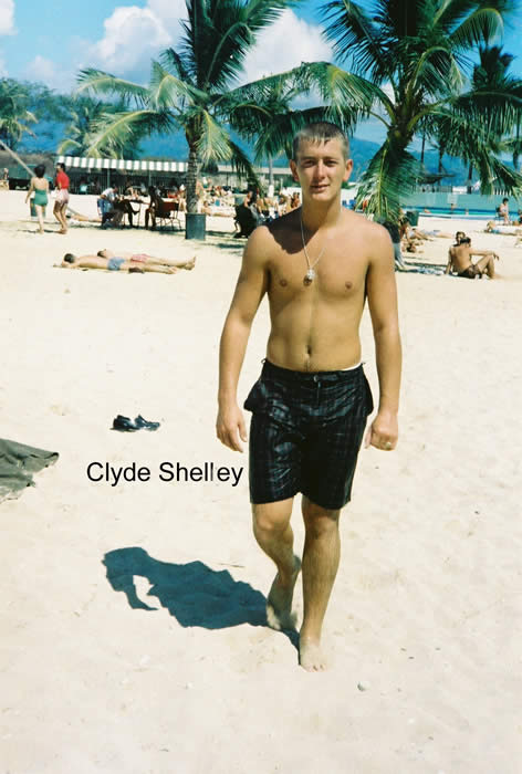Clyde Joseph Shelley
