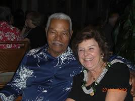 Velton and Myrta Parker