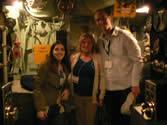 Matt Young, Joyce Young, Rebecca Watson