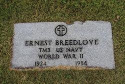 Ernest David Breedlove