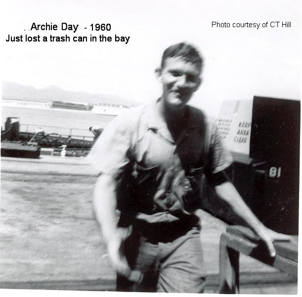 Archie Eugene Day
