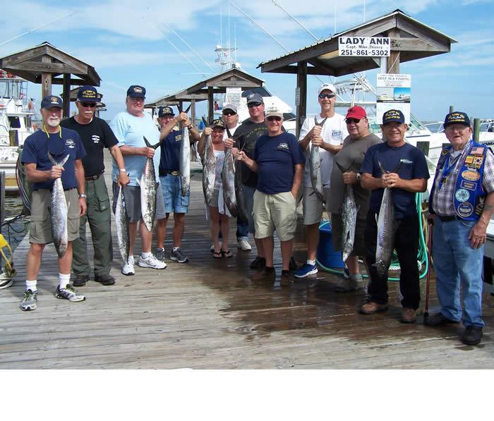 Fishing Trip Group