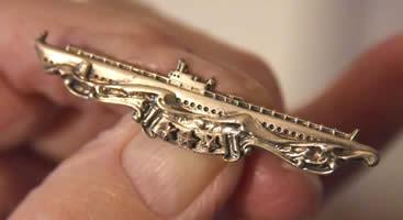 Fred's Combat War Patrol Pin
