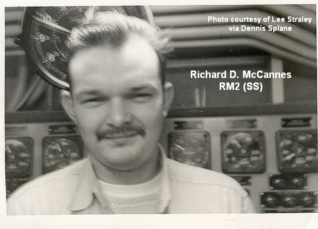 Richard Dean McCannes
