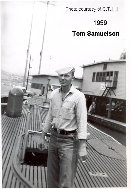 Thomas Samuels Samuelson