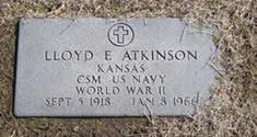 Lloyd Eugene Atkinson