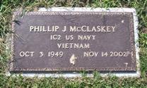 Phillip John McClaskey