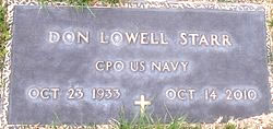 Don Lowell Starr