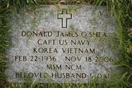 Donald James O'Shea