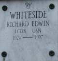 Richard Edwin Whiteside