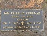 Jan Charles Cudrnak