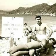 David Buehn Vietnam Beach