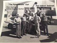 The Flying Missile Movie Cast Paul Delbert Seabrook with Glenn Ford