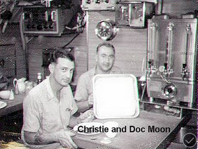 Harry Harold Christie and Doc Moon