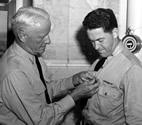 John Addison Scott and Admiral Chester W. Nimitz