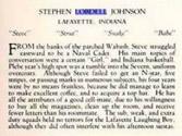 Steven Lobdell Johnson