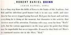 Robert Daniel Quinn