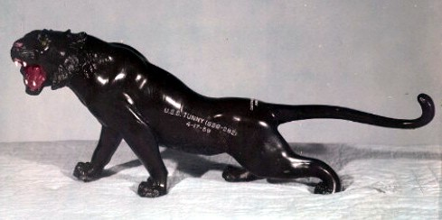 Tunny Panther stolen from USS Ronquil (SS 385) 17 April 1959