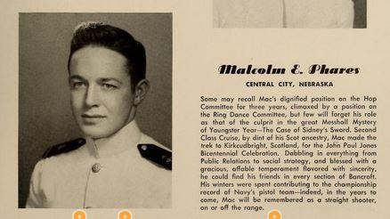 Malcolm Eugene Phares