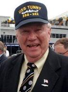 Ray Olszewski in Tunny Hat taken at 2017 USNA Graduation of Megan Rosenberger
