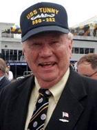 Tunny Boat Yeoman Ray Olszewski 1958-1962