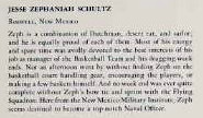Jesse Zephaniah Schultz