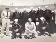 Tunny Missile Crew circa 1953-1954