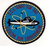 Tunny SSN 682 Insignia