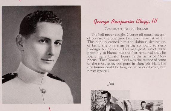 George  Benjamin Clegg, III