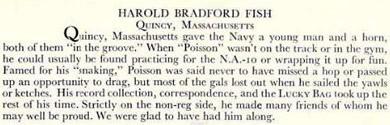 Harold Bradford Fish