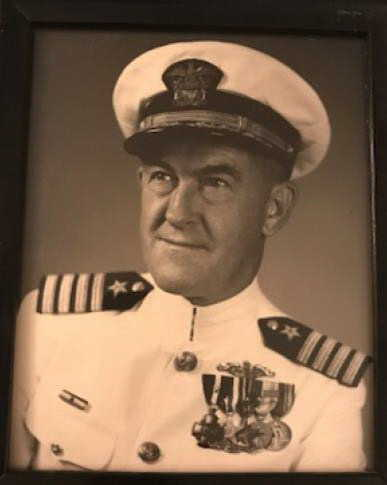 Captain John Addison Scott, USN