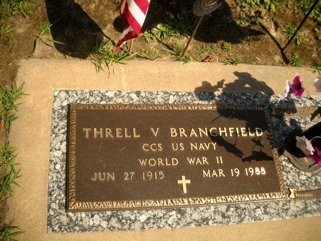 Threll Virgil Branchfield