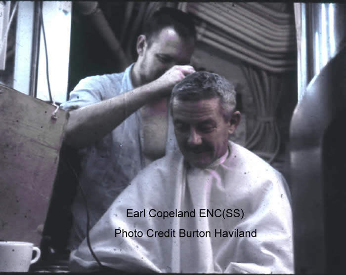 Earl Samuel Copeland